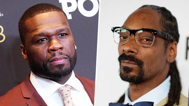 50 Cent Says Snoop Dogg Gave Him A Drug Problem