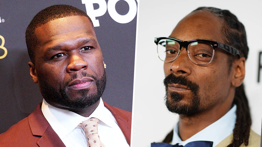 "50 Cent Claims Snoop Dogg ""Gave Him A Drug Problem"" After Wild Pool Party"