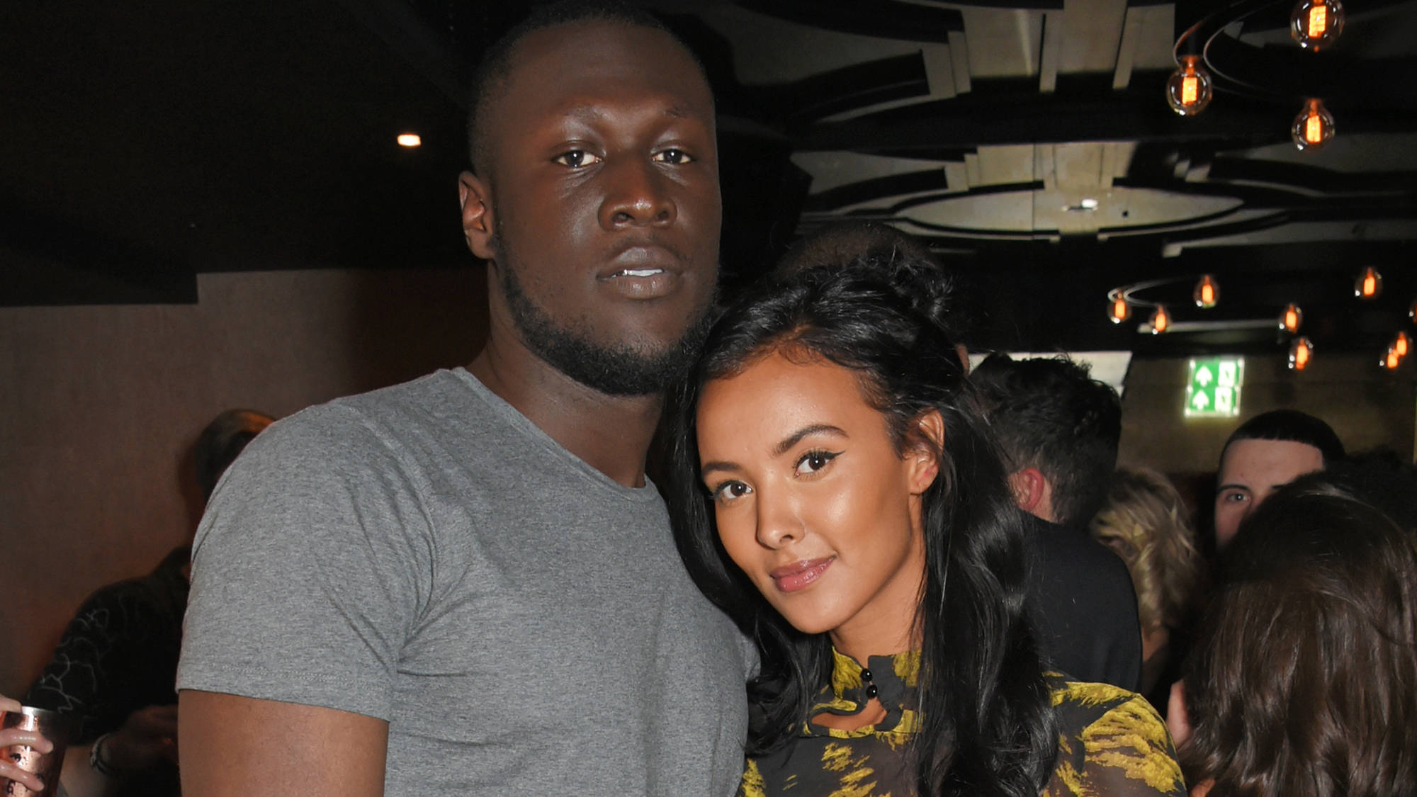 Stormzy & Maya Jama 'Split': Couple Reportedly Break Up After Four Years Of Dating