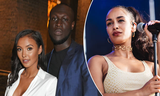Stormzy's reps have blasted rumours claiming he cheated on Maya Jama with singer Jorja Smith.