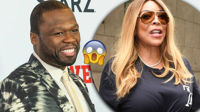 50 Cent continues to troll Wendy Williams after he denied her entry to his pool party