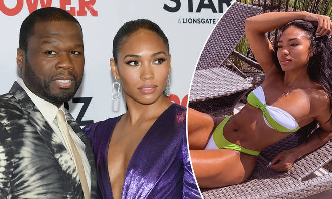50 Cent was accompanied by his rumoured girlfriend Jamira Haines at the 'Power' premiere earlier this week.