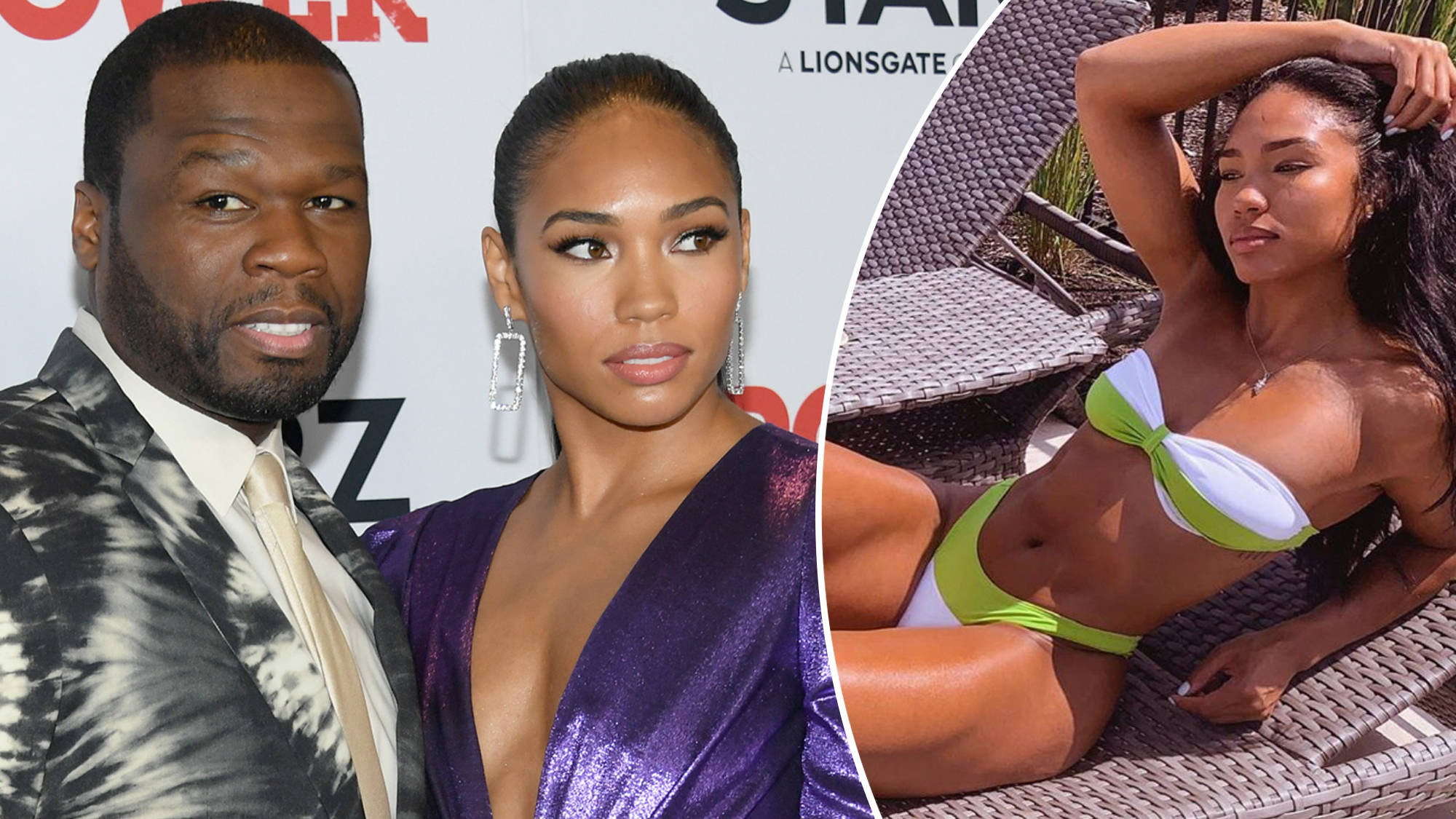 """50 Cent Spotted With New Girlfriend Jamira Haines As Fans Hail Her """"Fine AF"""""""
