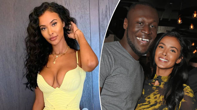 """Maya Jama, 25, fired back after someone suggested she attended Notting Hill Carnival to heal """"broken heart."""""""