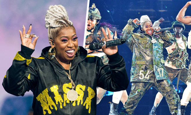 Missy Elliott snuck a HUGE throwback reunion into her MTV VMAs 2019 performance