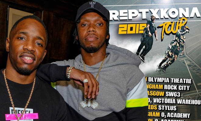 Here's everything you need to know about Krept and Konan's 2019 UK tour.