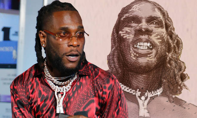 Burna Boy will be headlining Wembley Arena in November.