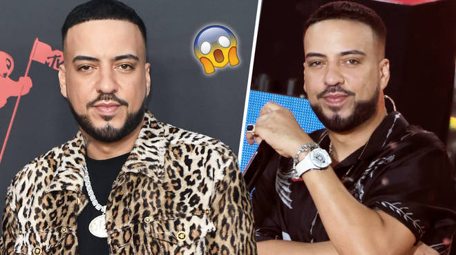 French Montana gets angry at his security guard for not defending him properly