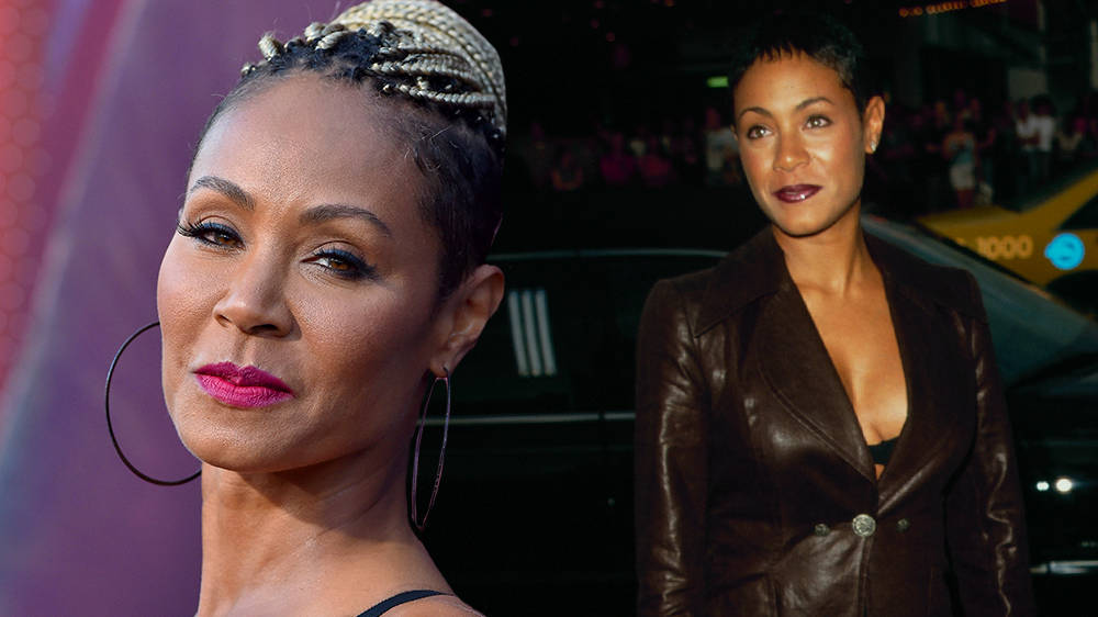 Jada Pinkett-Smith Takes On The Viral DMX Challenge & Absolutely SMASHED It