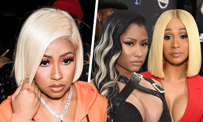 City Girls rapper Yung Miami addresses Nicki Minaj and Cardi B diss track
