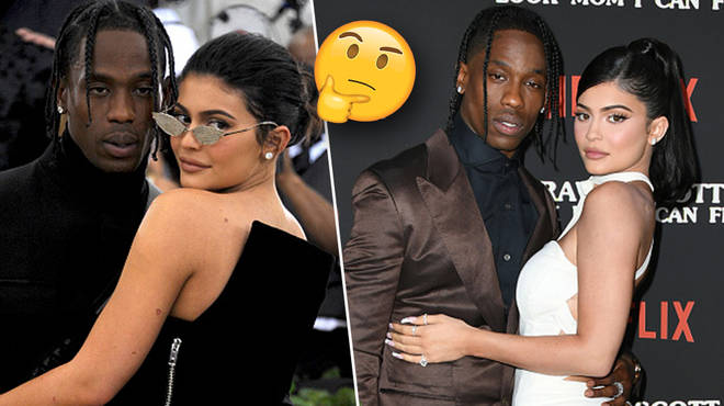 Travis Scott Face Lift Rumours Circulate After Rapper Steps Out At 'Look Mom I Can Fly' Premiere