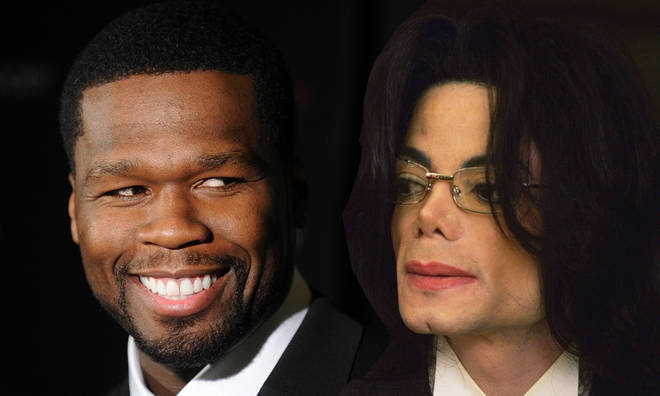 50 Cent claimed Chris Brown is better than Michael Jackson