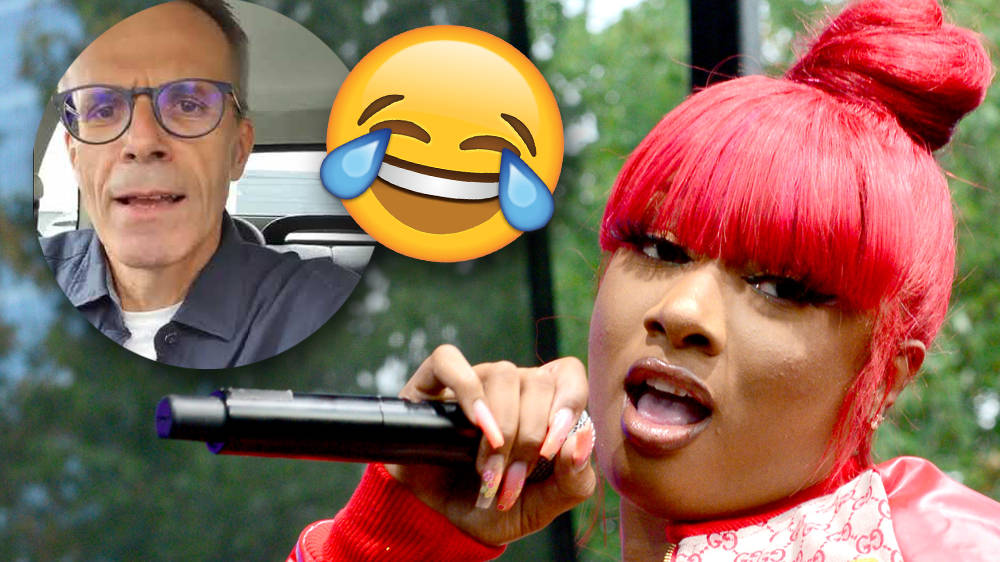 Instagram Star Uwe Baltner Covered Megan Thee Stallion's 'Big Ole Freak' - And We Can't Cope