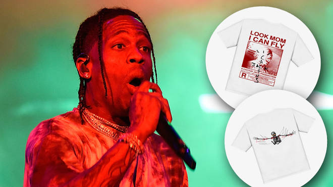 Travis Scott Drops New Merch After Netflix Doc And Promises New Music