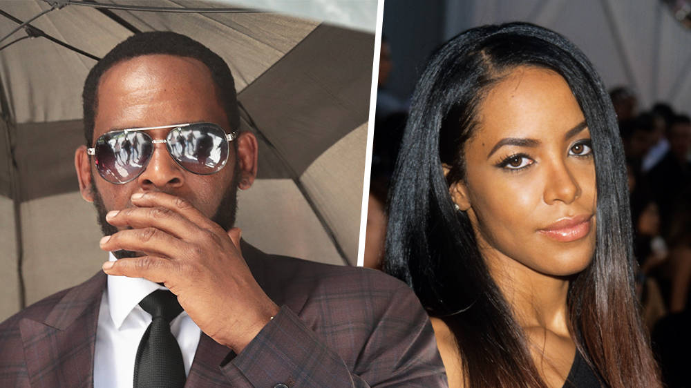 R Kelly & Aaliyah 'Secret Marriage' Set To Be Used In Sexual Abuse Trial