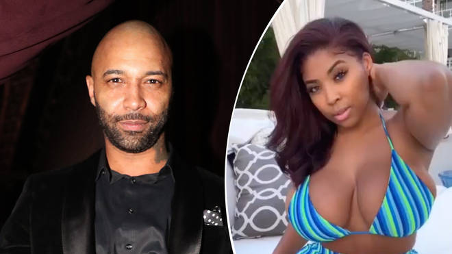 Joe Budden is rumoured to be dating Instagram model Shadée Monique.