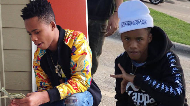 Tay-K reps reveal rapper's prison address for fans to send him money & letters in jail