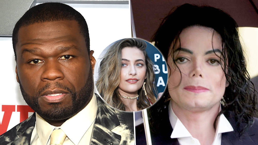 50 Cent Responds To Paris Jackson After She Blasted His Michael Jackson Diss