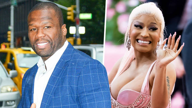 50 Cent responds to Nicki Minaj's retirement announcement