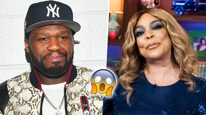 50 Cent has continued to troll Wendy Williams after she said nice things about him on a TV show
