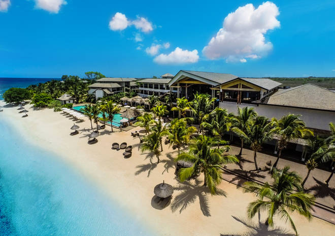 Fancy an all-inclusive holiday at the InterContinental Resort?