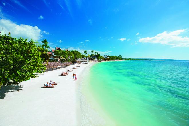 Win a trip to Jamaica!