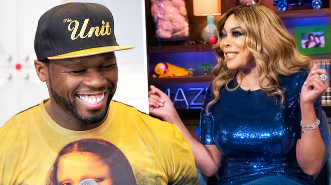 50 Cent trolls Wendy Williams with a savage photo on Instagram