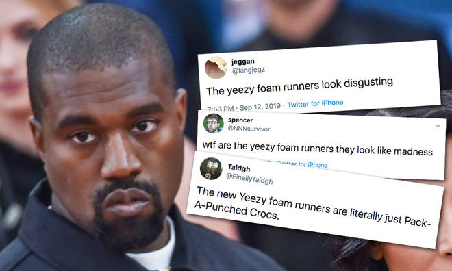 Kanye West's Yeezy Foam Runners Revealed