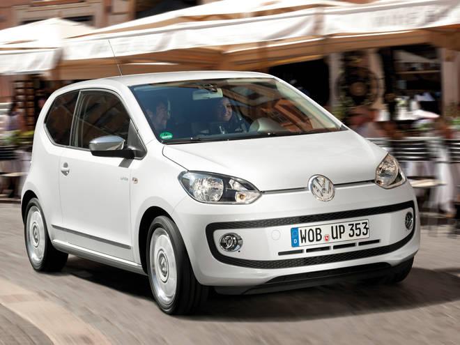 Win a brand new Volkswagen