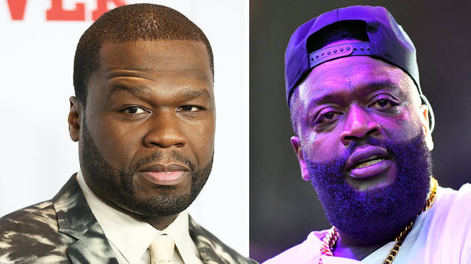 50 Cent fires back at Rick Ross during new interview