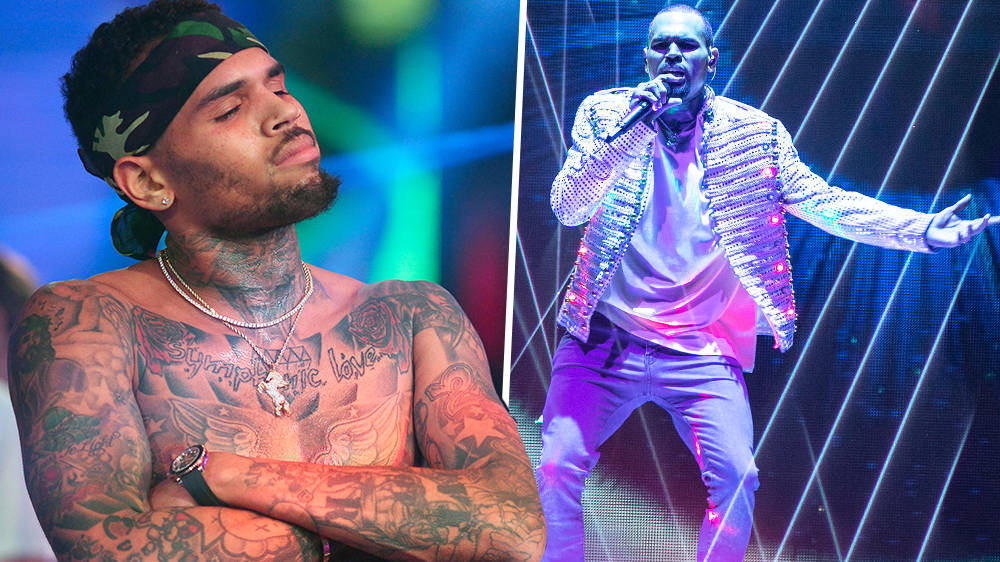 Chris Brown's Fans Opinions Are DIVIDED Over This Video Of Him Dancing - WATCH