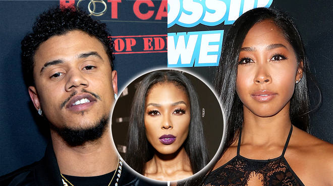 Lil Fizz & Apryl Jones have been exposed by Moniece Slaughter on Instagram