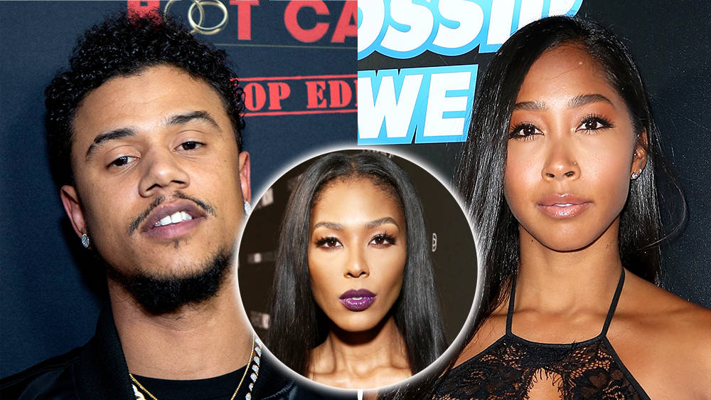 Lil Fizz And Apryl Jones 'Exposed' By His Baby Mama In Savage Expletive-Filled Rant