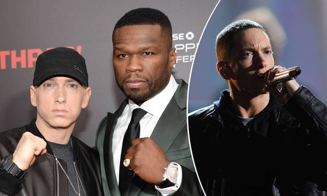 Eminem has got new music on the way, according to 50 Cent.