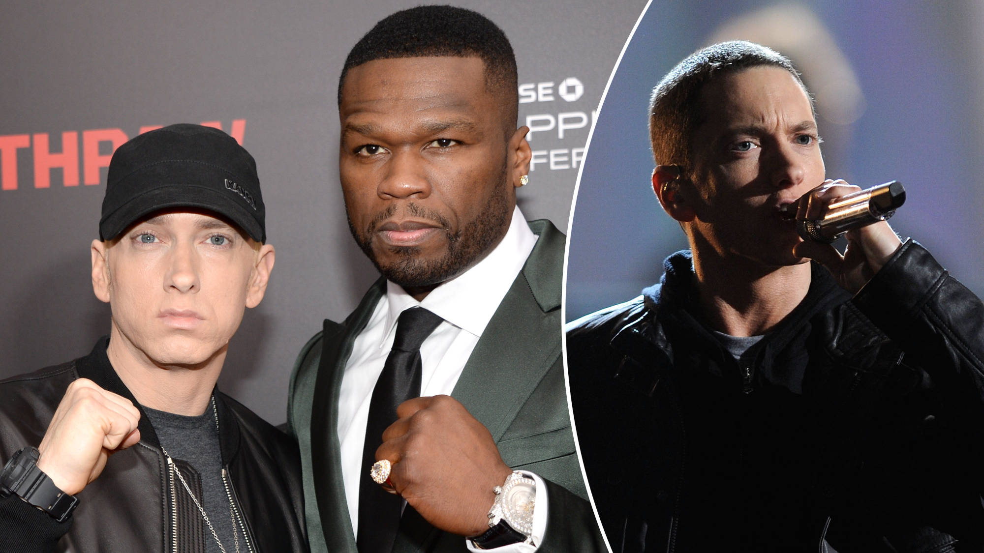 50 Cent Confirms Eminem Is Working On A New Album