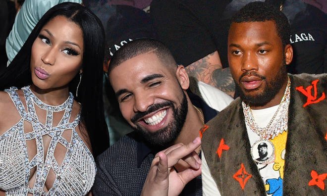 Nicki Minaj allegedly played a part in Drake and Meek Mill's infamous beef.