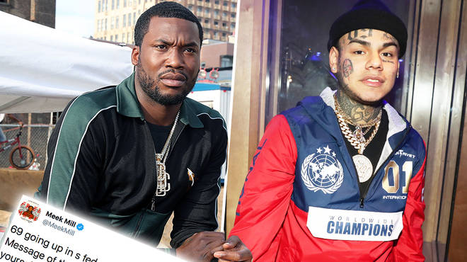 Meek Mill has revealed how he feels about Tekashi 6ix9ine ahead of trial