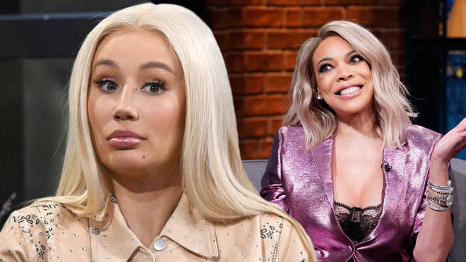"Iggy Azalea slammed Wendy Williams after she labelled her body ""fake""."