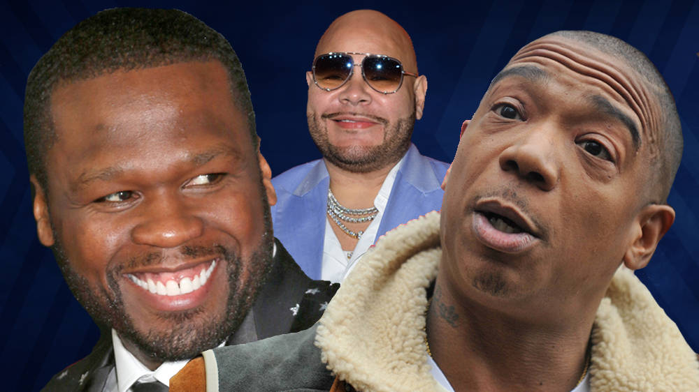 Fat Joe's Revealed How He Almost Ended 50 Cent And Ja Rule's Beef