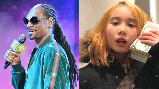 Snoop Dogg Lil Tay