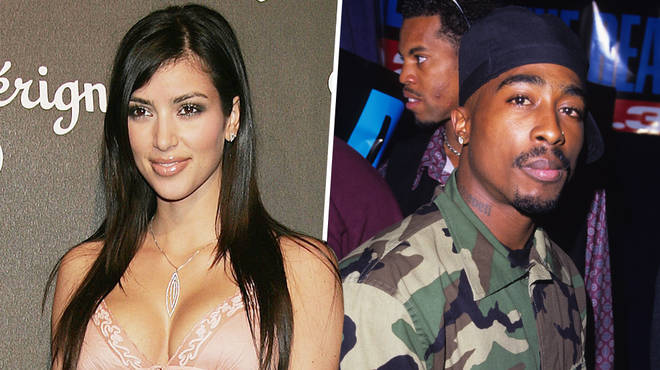 Kim Kardashian reveals she was in one of Tupac's old music videos