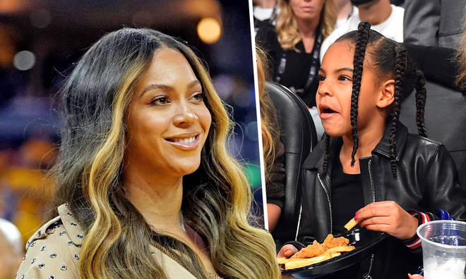 Beyonce calls daughter Blue Ivy 'a cultural icon'