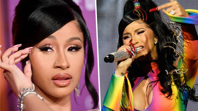 Cardi B addresses fan who accused her of lying about her #MeToo experience