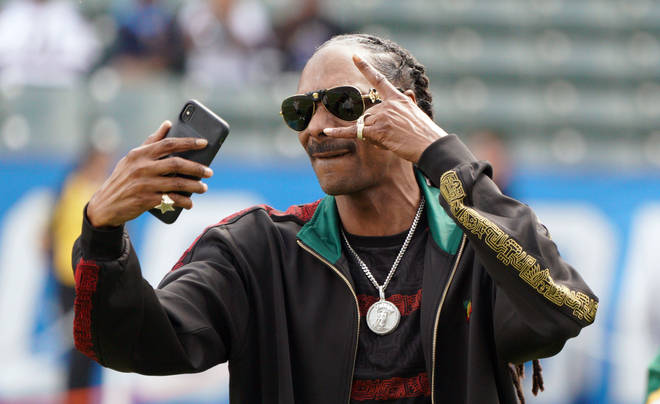 Snoop Dogg often goes in on 6ix9ine, who was arrested last year on racketeering and RICO charges.