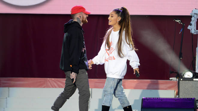 Which Lyrics Are About Ariana Grande In Mac Miller's