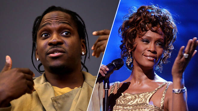 Pusha T, Whitney Houston