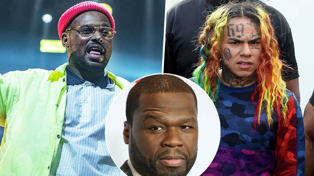 """Schoolboy Q Wants To Play A """"Snitch"""" In 50 Cent's Tekashi 6ix9ine Movie"""
