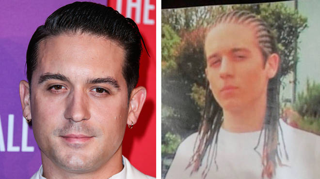 G Eazy trolled on Instagram after corn rows picture surfaces
