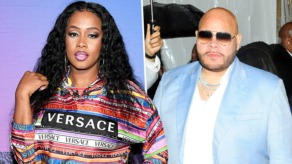 "Remy Ma Defends Fat Joe Using The N-Word & Says ""He's Black"" During Discussion"