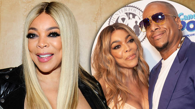 "Wendy Williams throws shade at her ex Kevin Hunter & his alleged mistress with a ""pregnancy joke"""